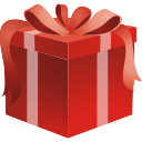 Christmas Gift - icon gratuit #197033