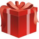 Рождественский подарок - Free icon #197033