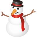 Снеговик - бесплатный icon #197043