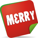 Merry Note - icon #197093 gratis