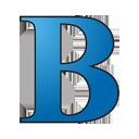 Bold - icon #197283 gratis