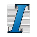Italic - Free icon #197313
