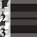 lista numerada - icon #197323 gratis