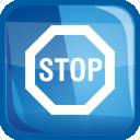 Stop - Free icon #197513