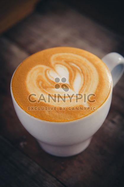 Coffee latte art - Free image #197843