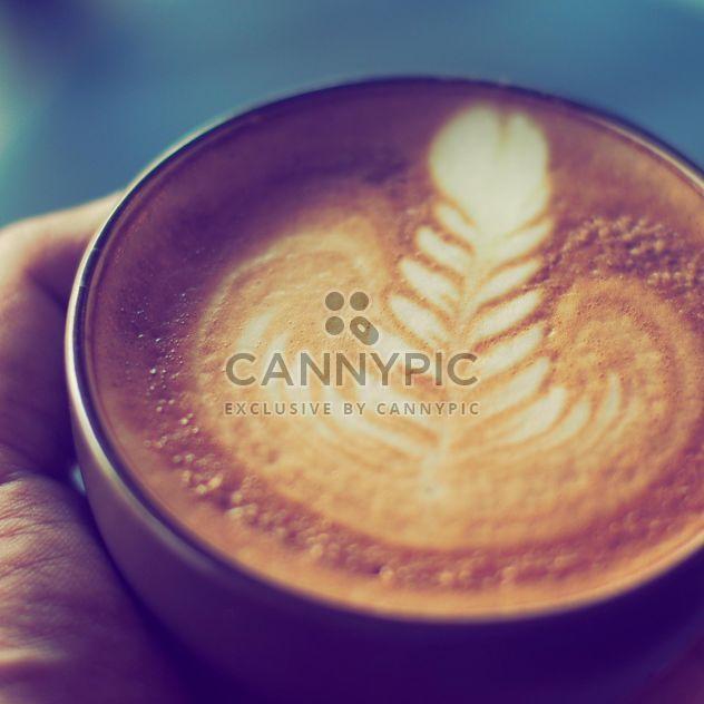 Café latte - Free image #197873