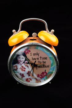Vintage clock - image gratuit #197913