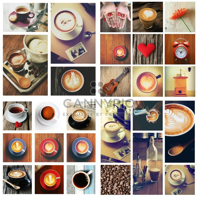 Collection café ensemble - image gratuit #197933