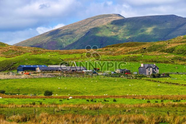 Snowdonia National Park and mount Snowdon, Wales - Free image #198283