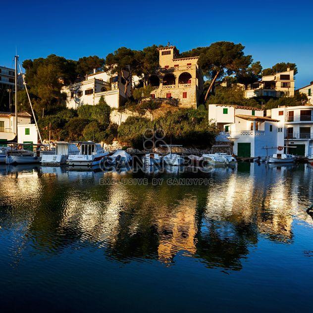 Яхты и архитектуры, Мальорка - бесплатный image #198553