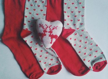 warm socks - бесплатный image #198753
