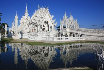 Wat Rong Khun - image gratuit #199023