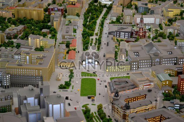 Moscou en miniature, Vdnkh - image gratuit #200703