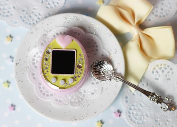 tamagotchi for princesse - Free image #200783