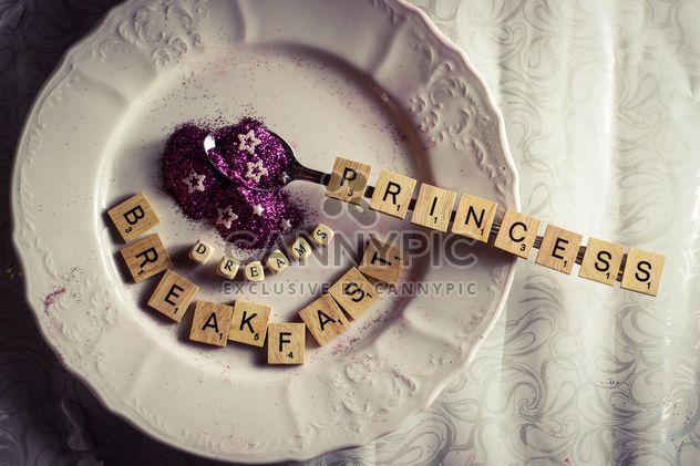 Scrabble letters - Free image #200803
