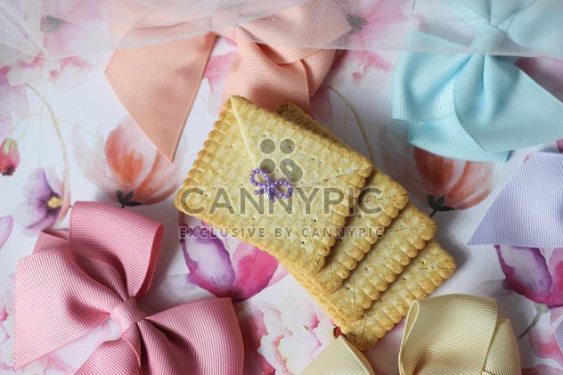 Cookies avec A arcs colorés - Free image #201013