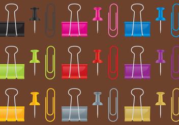 Office Tool Vectors - Kostenloses vector #201293