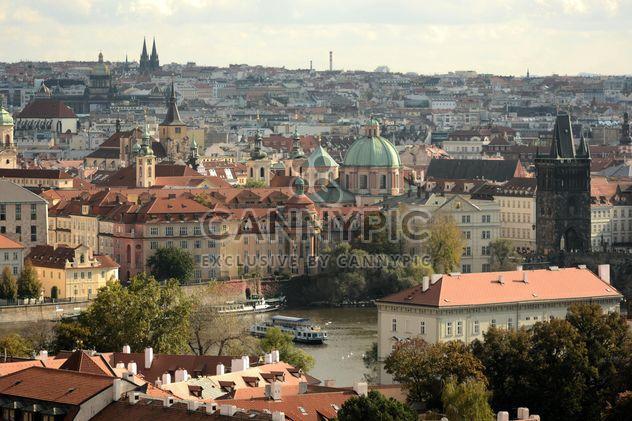 Paysage urbain de Prague, République tchèque - image gratuit(e) #201483