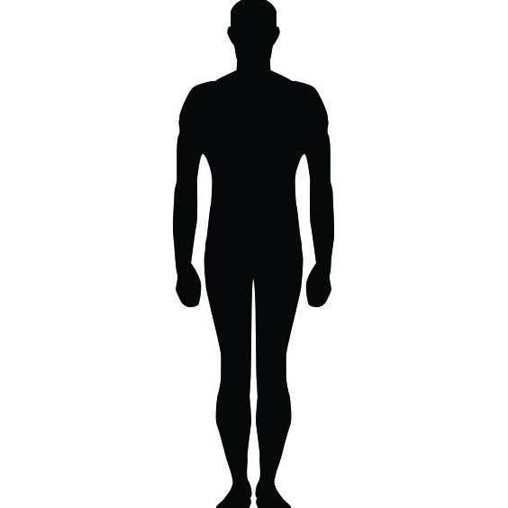 Free Vector Human Silhouette - Free vector #202563
