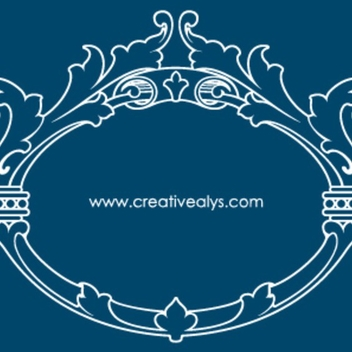 Beautiful Ornamental Design And Frame - Kostenloses vector #202733