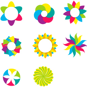 Vector Logos Set 11 - Kostenloses vector #203153