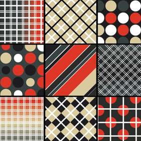 Pattern Package - Free vector #203173