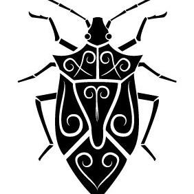 Bug Vector Image - Free vector #204453