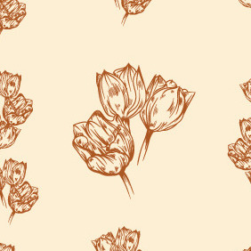 Seamless Pattern 106 - Free vector #204943