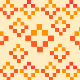 Seamless Pattern 104 - Free vector #204973