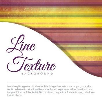 Line Texture Background - vector #205383 gratis