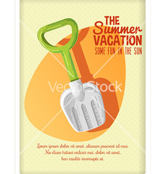 Free with summer and flower vector - vector #205653 gratis