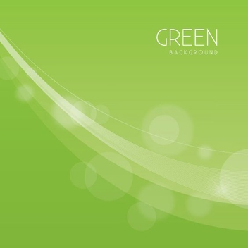 Green Background - vector gratuit #206443