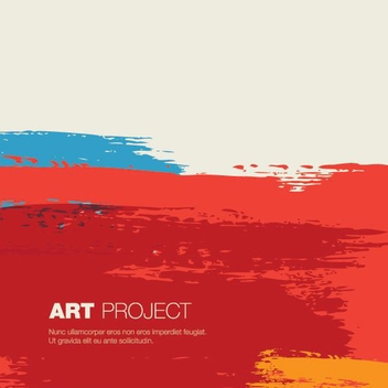 Art Project - vector gratuit #206493
