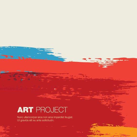 Kunstprojekt - Kostenloses vector #206493