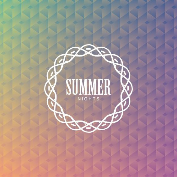 Noites de verão - Free vector #206603