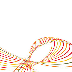 Abstract Vector Lines - vector gratuit(e) #206643
