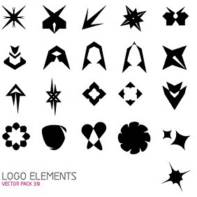 EPS Logo Elements - vector gratuit #206723