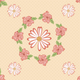 Seamless Pattern 77 - бесплатный vector #206873