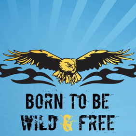Eagle Tattoo - Free vector #207763