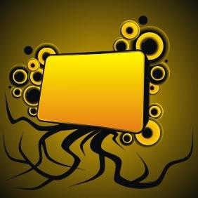 3d Root Banner - Free vector #208193