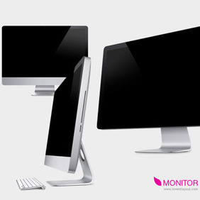 Monitors - 1 - vector #208303 gratis