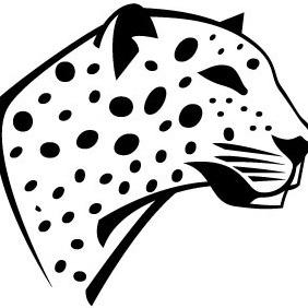 Leopard Vector Image - vector gratuit #208423
