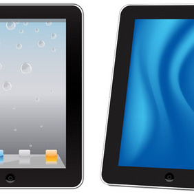 Vector Apple Ipad - vector #209113 gratis