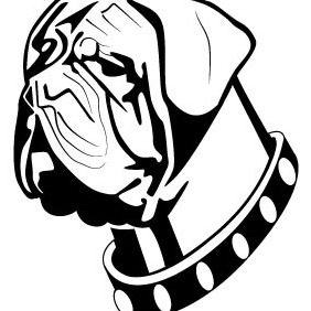 Dog Vector Image VP - Free vector #209433