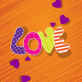 Love Illustration 3 - Free vector #209483