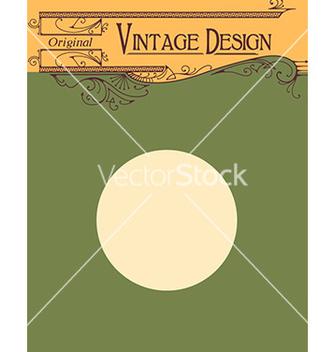 Free vintage vector - Free vector #210773