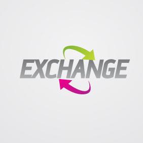 Exchange Logo - vector #211203 gratis