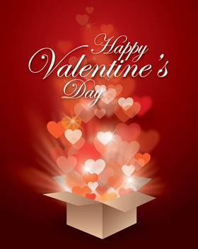 Valentines Gift - Free vector #211313