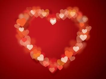 Love Heart - Kostenloses vector #211533