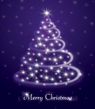 Shiny Christmas - vector #212033 gratis